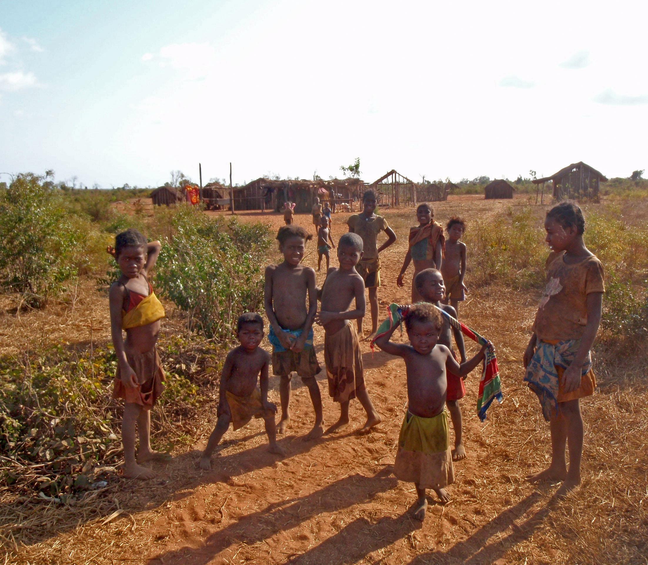 Enfants de Bedo